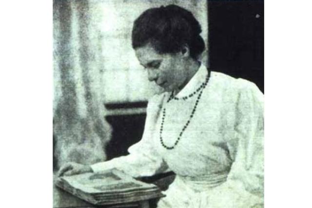 Sister Nivedita (Wikimedia Commons)