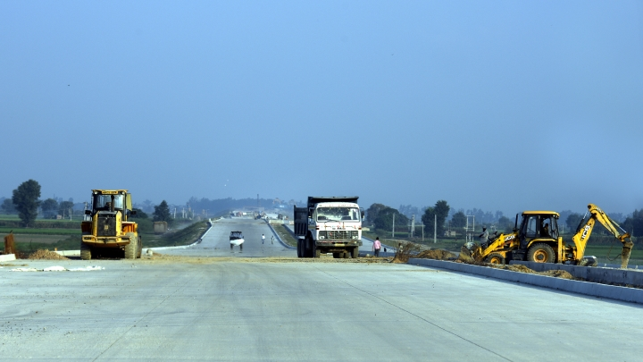 Delhi's Eastern Peripheral Expressway Will Be Thrown Open In March, Three Months Ahead Of Time