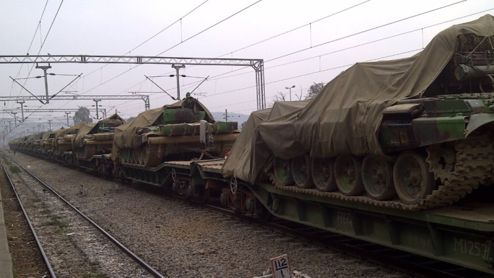 Army, Railways Increasing Coordination On Infrastructure, Logistics To Ensure Swifter Military Mobilisation