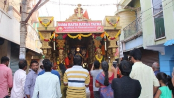 There's No Stopping The Rama Rajya Rath Yatra In Tamil Nadu