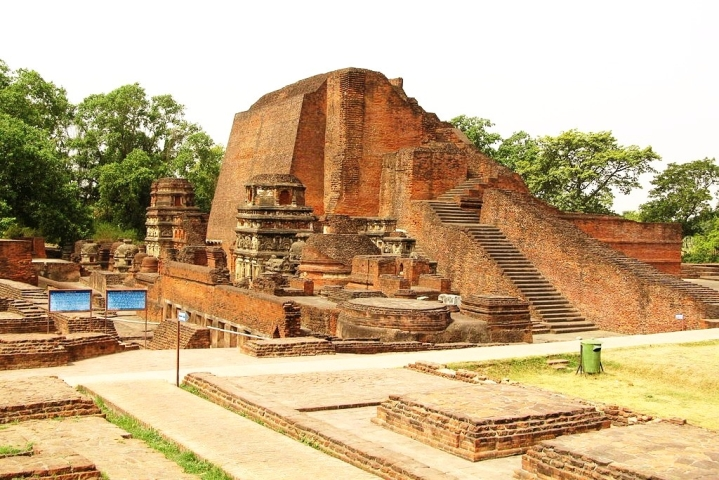 And Thus Fell Nalanda