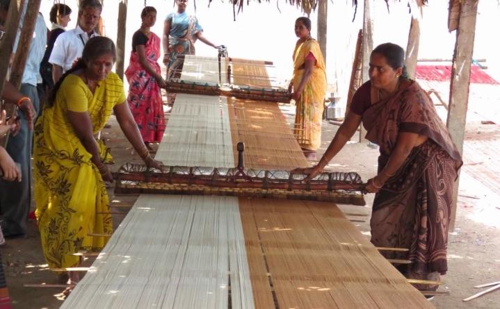 Mangalgiri Saris: The Fading Song Of The Loom