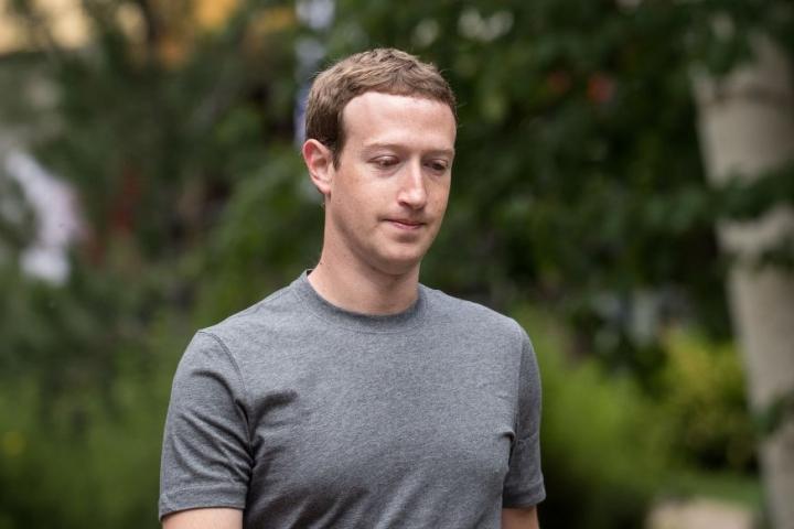 Mark Zuckerberg  Apologises As Facebook Admits To Cambridge Analytica Data Breach