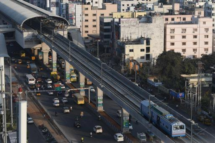 Following Hyderabad's Footsteps, Chennai To Get Cantilever-Based Metro Stations For Future Extensions