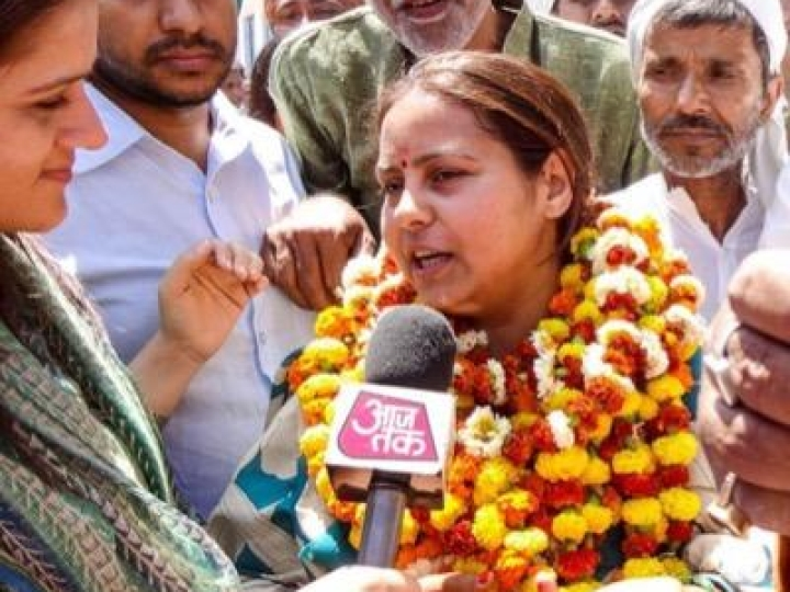 Lalu Prasad Yadav's Daughter Misa Bharti Denies Role In Money-Laundering, Blames Husband, CA