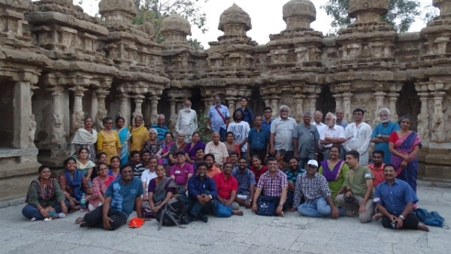Tamil Heritage Trust: How A Diverse Group Of Enthusiasts Is Celebrating India's Art And Architectural History