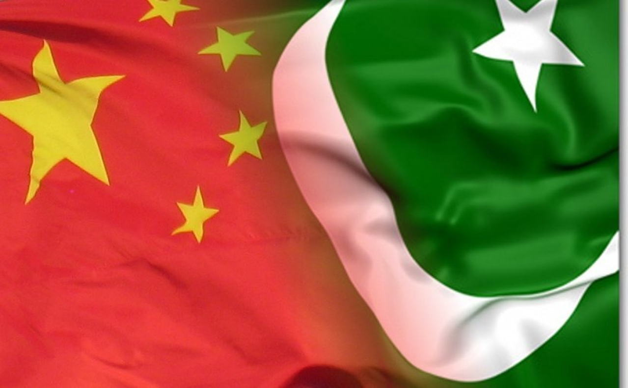 China and Pakistan ... dubious friendship.