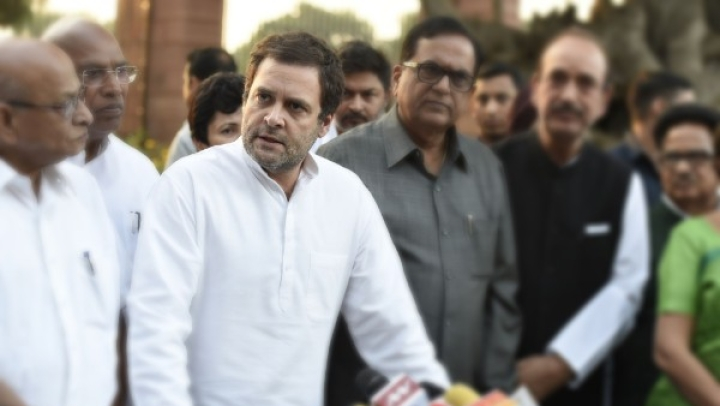 Will Rahul Gandhi Answer These Six Questions On Congress' #AppWapasi?