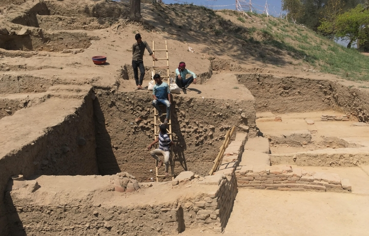 ASI Is Again Digging Up The Site Of 'Indraprastha' In Delhi And The Findings Are Exciting
