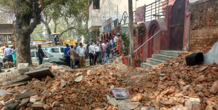 Minorityism At Work: How A Delhi Church Tried Religion Card To Get Away With Encroachment