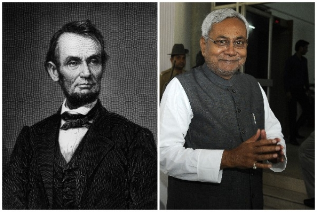 What Abe Might Have Told Nitish