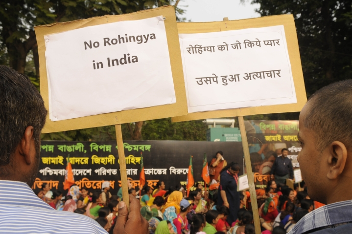 Securing Borders Executive's Function, SC Cannot Issue Directives: Centre On Rohingya Issue