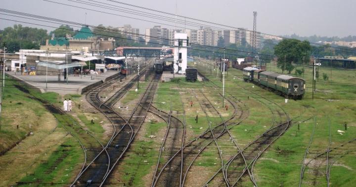 Railway Lines In Pakistan Set For Upgrade With Beijing Pumping In $8 Billion