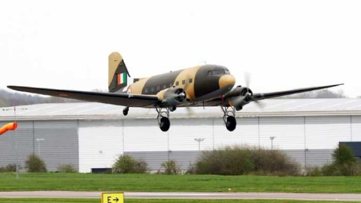 Restored DC-3 Dakota Aircraft Is Here To Join IAF's Vintage Squadron, But Its Journey Has Been Rough