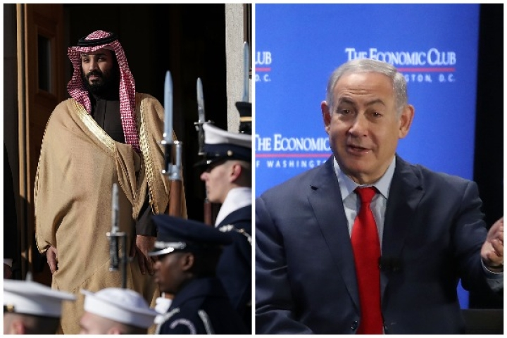 Saudi Arabia Warming Up To Israel? Crown Prince Says Israelis Have Right To Homeland