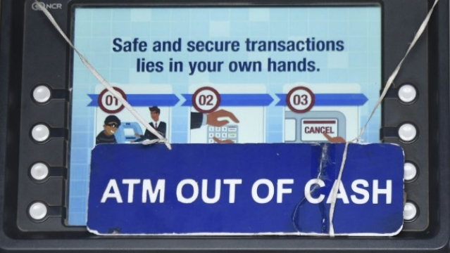 Why There Is A Cash Crunch
