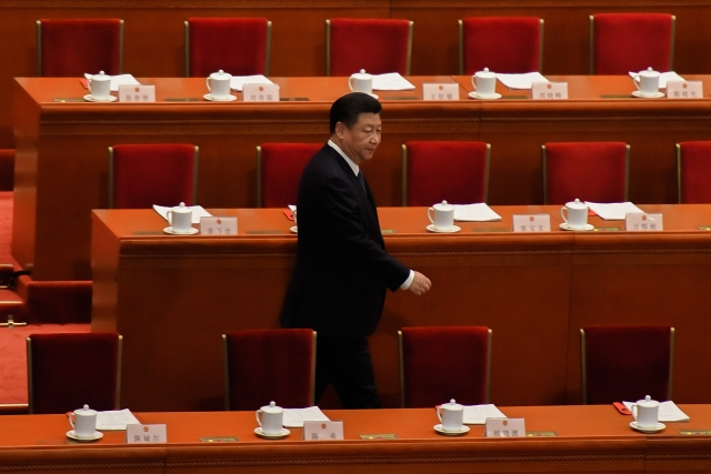 Chinese PresidentXi Jinping. (GettyImages)