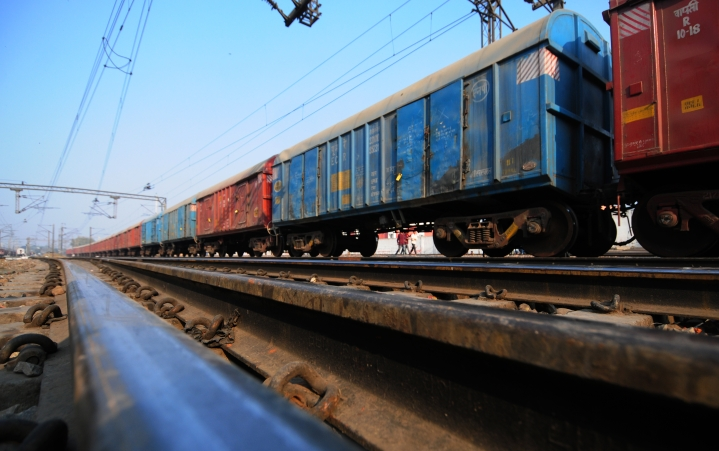 Setting A New Record, Indian Railways Transported Over 1,160 Million Tonnes Of Freight In 2017-18