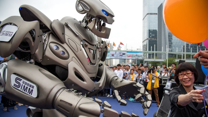 China's Science & Tech Surge: How It Happened And What It Means For The World