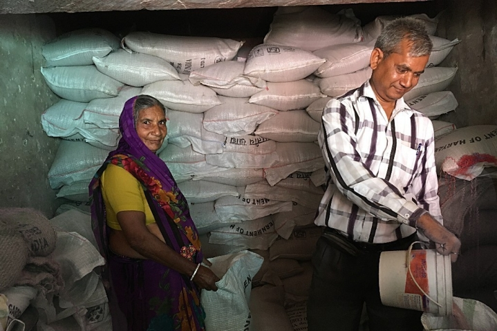 Is The Aadhaar-Enabled Public Distribution System Working On Ground?