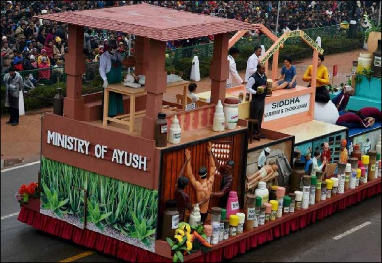 The Ayush Ministry has certified about 12,500 ayurvedic products.