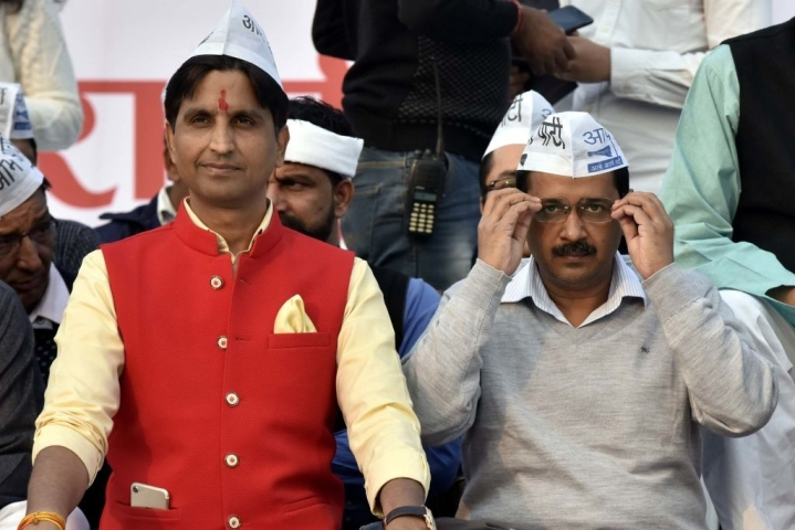 Kumar Vishwas Sidelined Again As AAP Announces New Rajasthan In Charge For 2018 State Elections