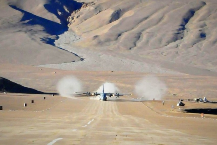 India To Build Seven More Advance Airfields Along China Border In Arunachal Pradesh