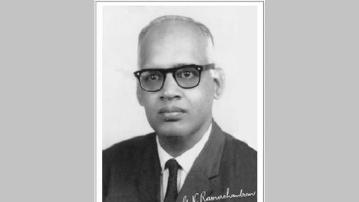 G N Ramachandran:  The Great Indian Scientist And Vedantin
