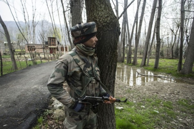 A positive narrative must be the way forward in Jammu and Kashmir.(Waseem Andrabi/Hindustan Times via Getty Images)
