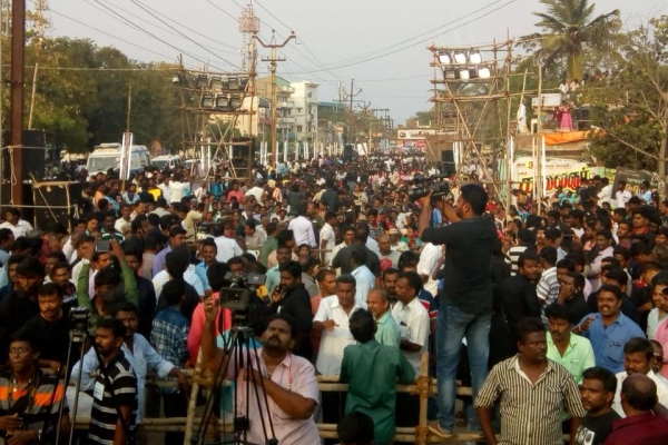 Five Dead In Police Firing After Protests Against Sterlite In Tuticorin Turn Violent