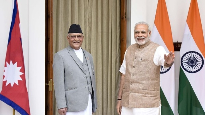 Nepal Premier's Visit Presents A Great Opportunity To Recast Indo-Nepal Ties