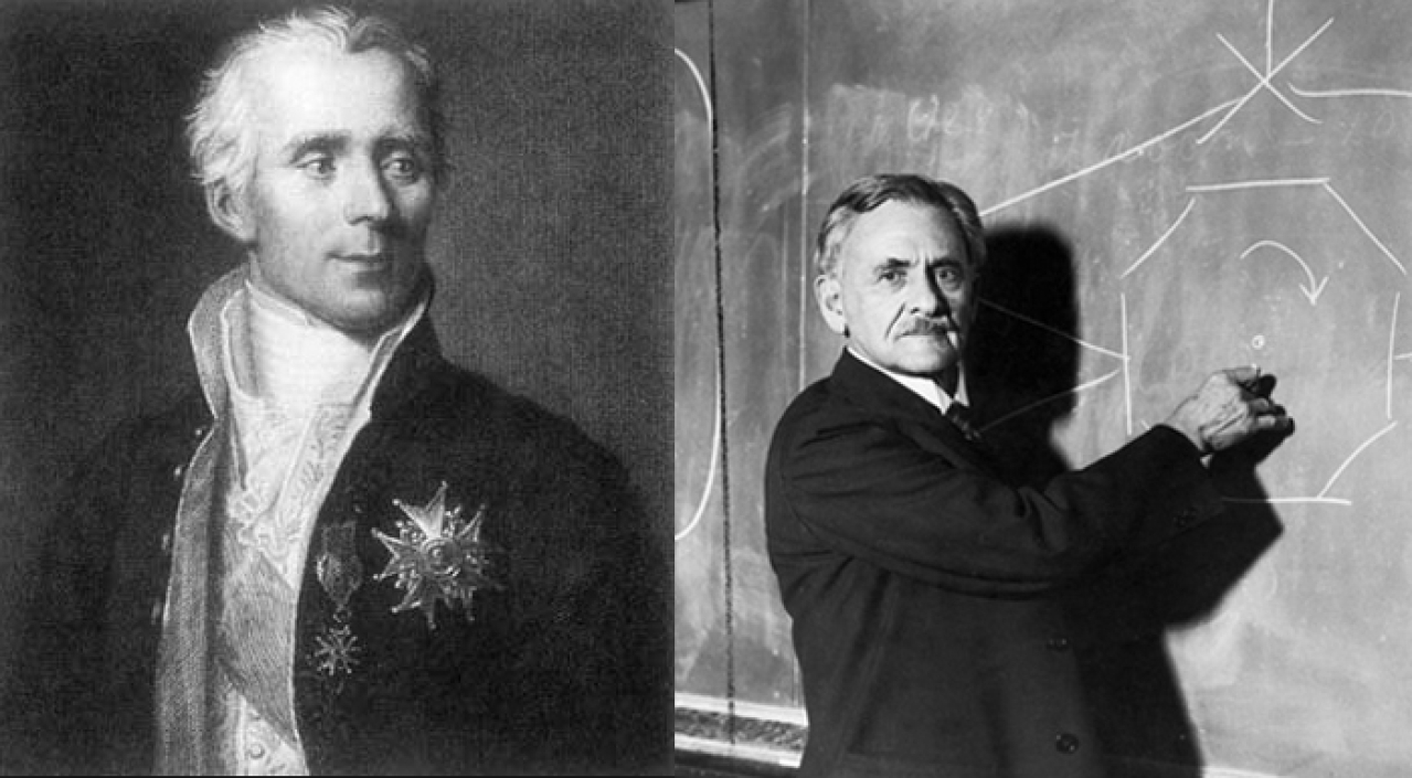 Laplace (1749-1827) to Albert A Michelson (1852-1931), the nineteenth century saw mechanistic determinism reign supreme in physics.