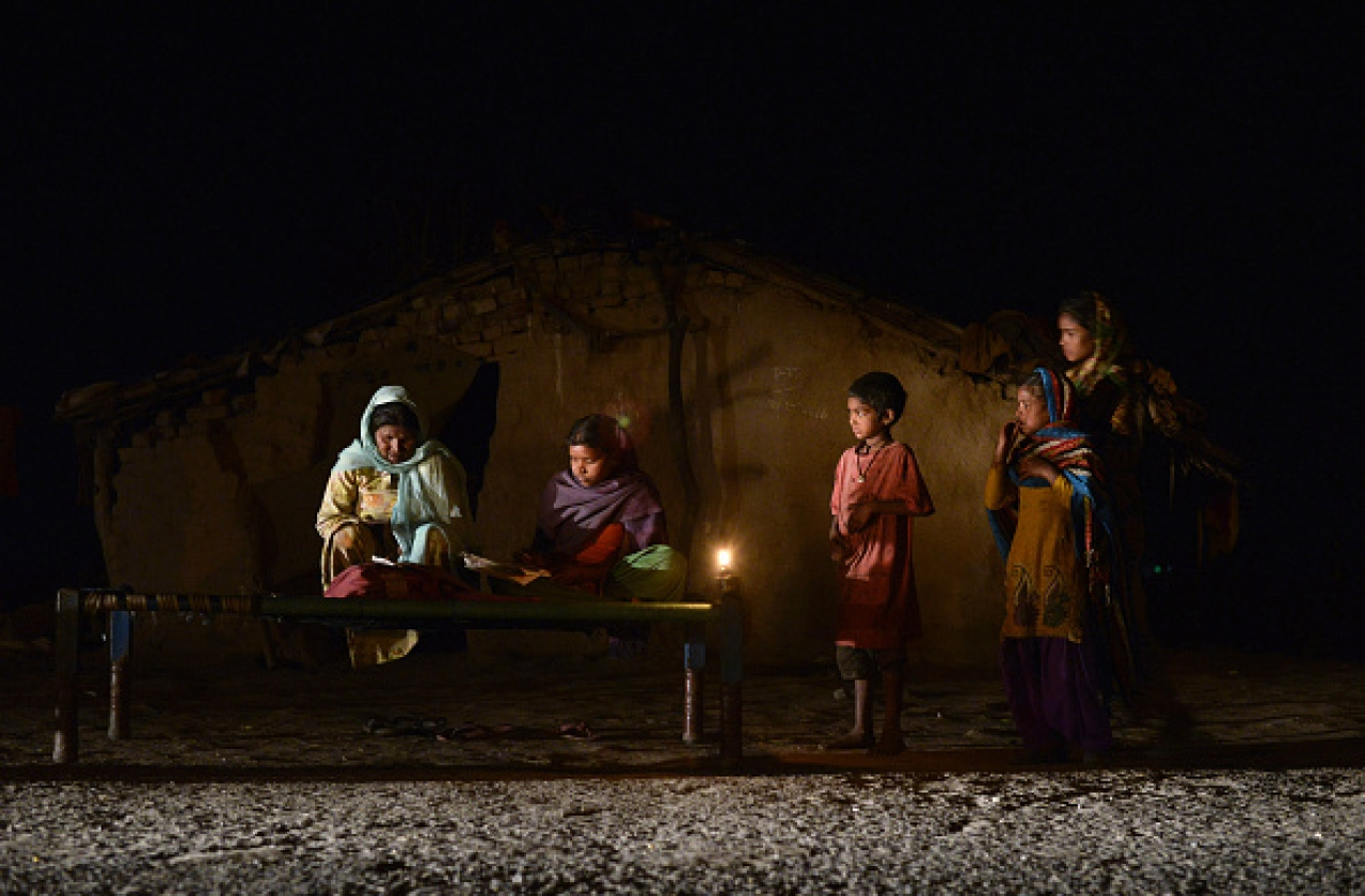 Photo credits: SHAMMI MEHRA/AFP/Getty Images