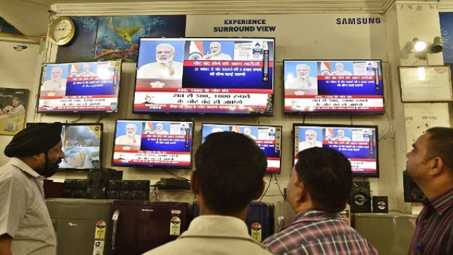 Four Years Of Modi Government: The Prime Minister And The Media