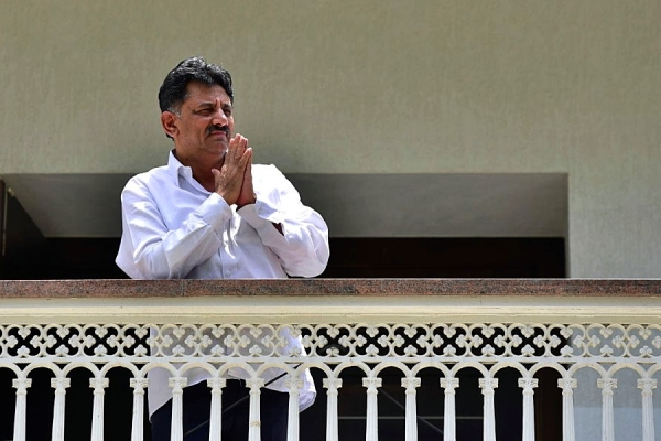 The First Cracks? Congress' D K Shivakumar Says New Karnataka Govt's Longevity Depends on Kumaraswamy's 'Cooperation'