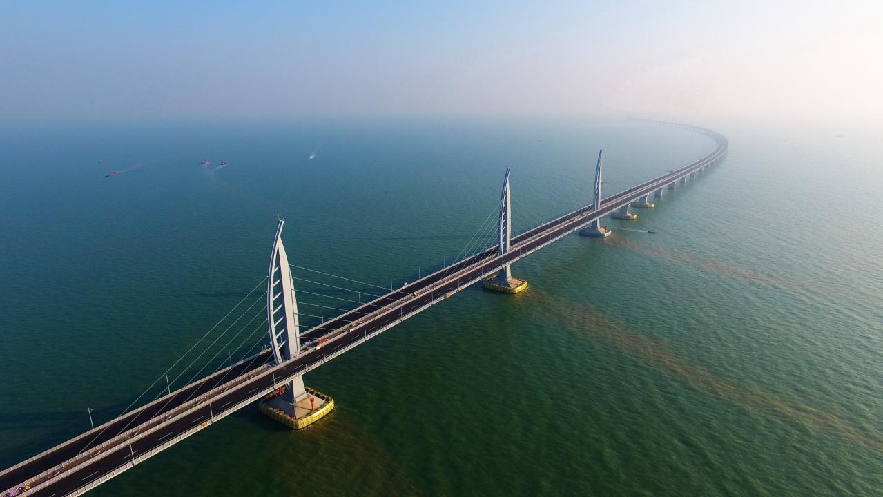 Longest Sea Crossing Bridge In The World