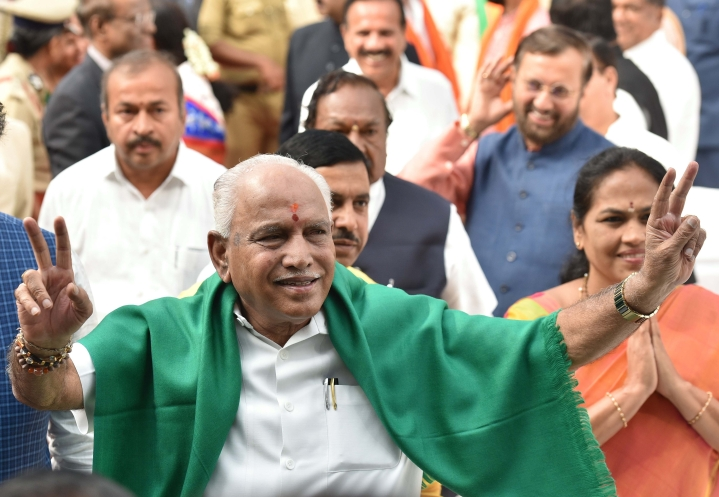 Morning Brief: Yeddyurappa Confident Of Winning Trust Vote; Congress Plans 'Save Democracy' Protests; Haspel Confirmed As New CIA Boss