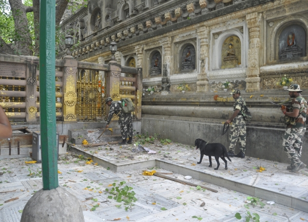 Bodh Gaya Serial Blasts Case: Five Indian Mujahideen Terrorists Convicted By Specia NIA Court