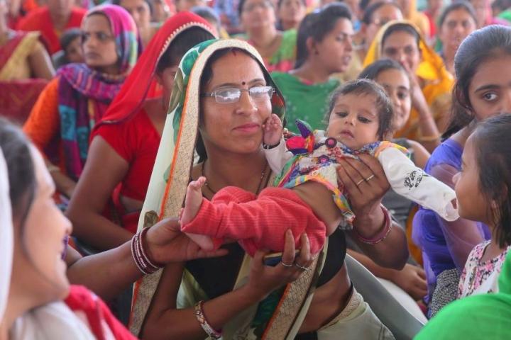 Rajasthan: How Vasundhara Raje Government Ensured Growth In Sex Ratio At Birth