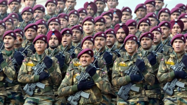 Four Years Of Modi Government: India's Security Sector