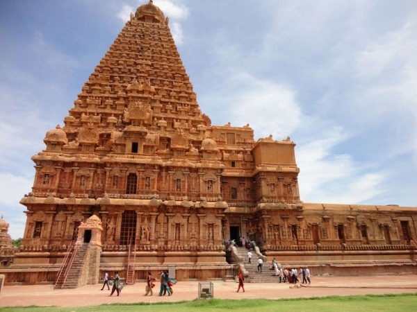 Church's Curb On Thanjavur Temple Ritual  Indicates The Shape Of Things To Come
