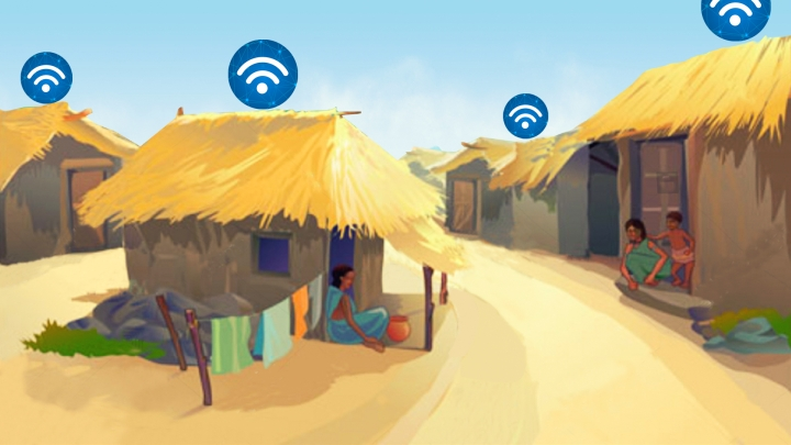 BharatNet: How Well Are We Doing In Taking Internet To Rural India?