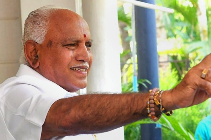 The Truth Is Yeddyurappa Was Defeated By His Own Partymen