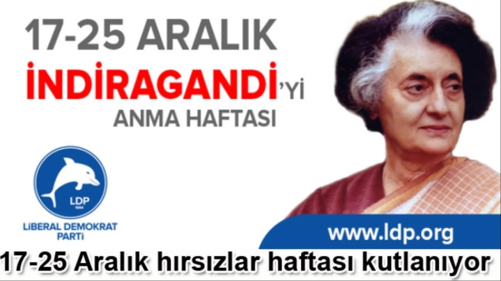 Indiregandi: Turkish Phrase For Cheating And Corruption Comes From Name Of India's Third Prime Minister
