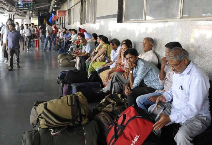 Following PM Modi's Idea, 1,500 Railway Stations To Sport Benches Paid For By Local MPs