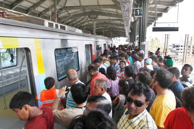 Loo Woes: Should  Metro Stations Provide Toilet Facilities?