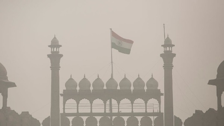 Can A Suffocating Delhi Free Itself From The Deadly Grip Of Air Pollution?