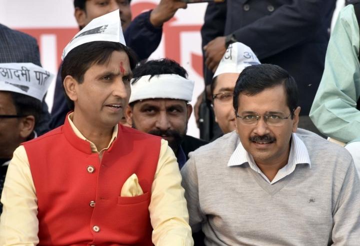 Kejriwal A Habitual Liar: Kumar Vishwas Tells Delhi HC