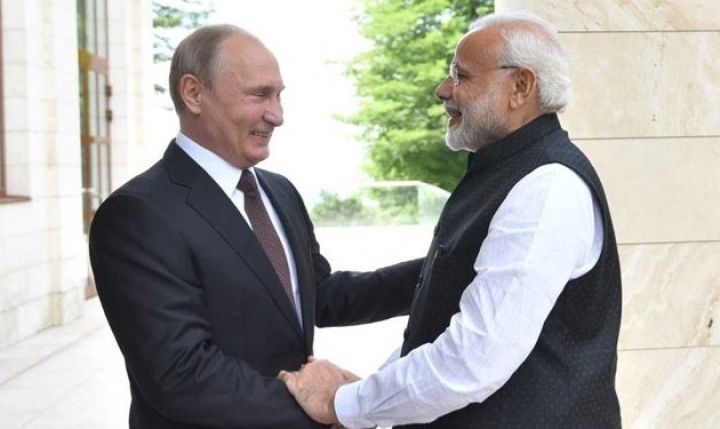 Morning Brief: Modi-Putin Vow To Boost Economic Ties; Congress To Get Karnataka Speaker's Post; SC Fines Internet Giants