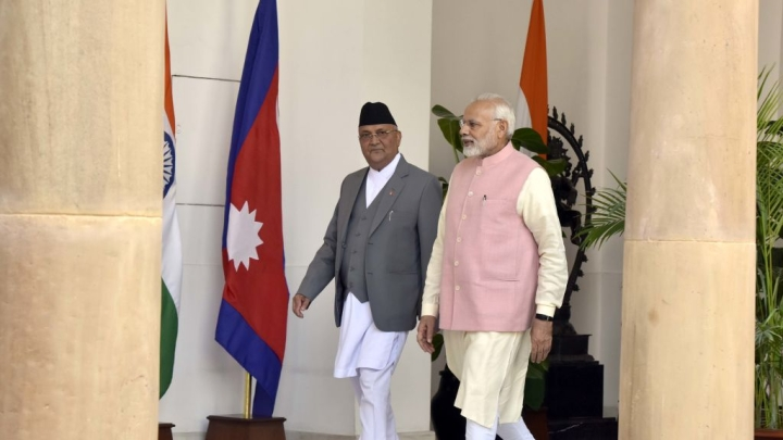 The Changing Face Of India-Nepal Relations